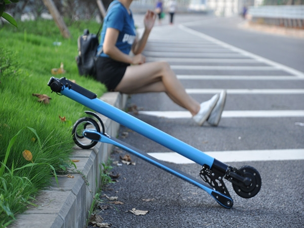 6inch foldable electric scooter