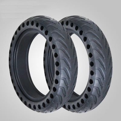 Xiaomi Mijia M365 8.5 Inch Damping Solid Tyres Hollow Non-Pneumatic Tires